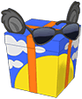 Sun Bear Gift Box