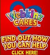 Webkinz Cares Ad