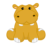 Mud Hippo