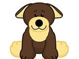 Mocha Pup