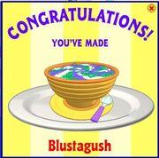 Blustagush