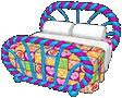 Sweet Dreams Bed (Curio Shop)