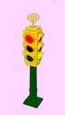 Stoplight Lamp