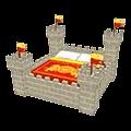 Kingofthecastlebed