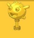Bounce'N'Burst Trophy