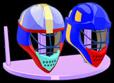 Goalie Mask Shelf (Retired)