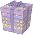 PurpleSpringtimeChickGiftbox