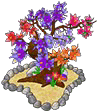Purplefloralfoxitem