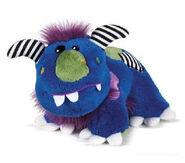 Midnight Monster Plush