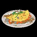 Tuskan Omelette