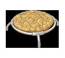 Oatmeal Cookie Trampoline