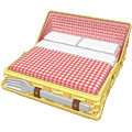 Picnic Basket Bed
