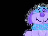 Blueberry Cheeky Dog
