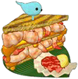 Grilled Krill Thrill
