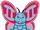 Gemini Butterfly