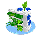 Leafy Layer Cake