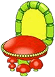 Toadstool Chair (Retired)
