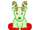 Minty Reindeer