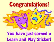 PlayAndLearnSticker
