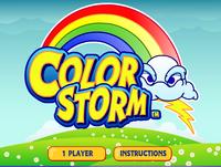 Color Storm Title Page