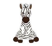 Signature Endangered Cape Mountain Zebra