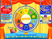 Wheel Of Wow