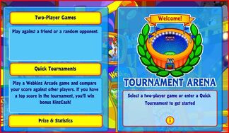 Tournament Arena