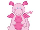 Glitzy Dragon