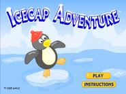 Icecap adventure