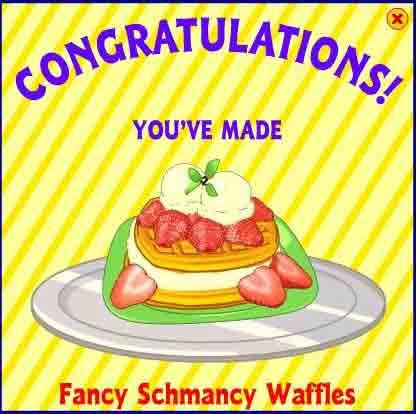 Fancy schmancy waffles webkinz wiki fandom powered by wikia forumfinder Gallery