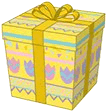 YellowSpringtimeChickGiftbox