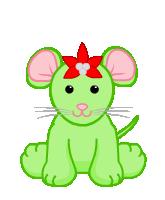Mistletoe Mouse