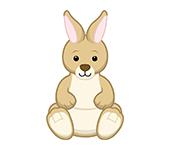 Oatmeal Kangaroo