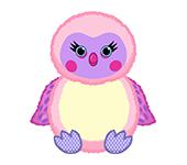 Whooo La La Owl