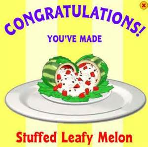 Stuffed leafy melon webkinz wiki fandom powered by wikia food9 forumfinder Choice Image