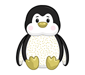 Sparkle Penguin