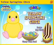 YellowSpringTimeChickAd1