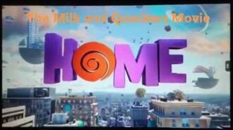 The Milk and Quackers Movie Home titlecard