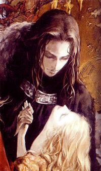 Drácula e Elisabetha