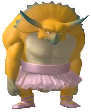 Horns tutu