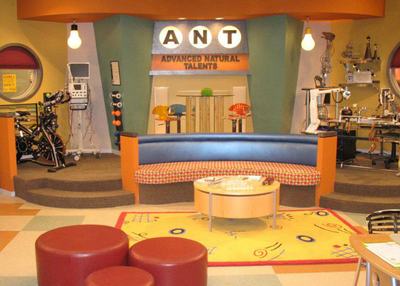 The A.N.T. Room