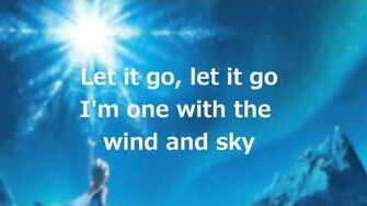 "Tiffany Atlas Singing ""Let it Go""-0"