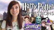 HARRY POTTER IMPRESSIONS (film & fandom)