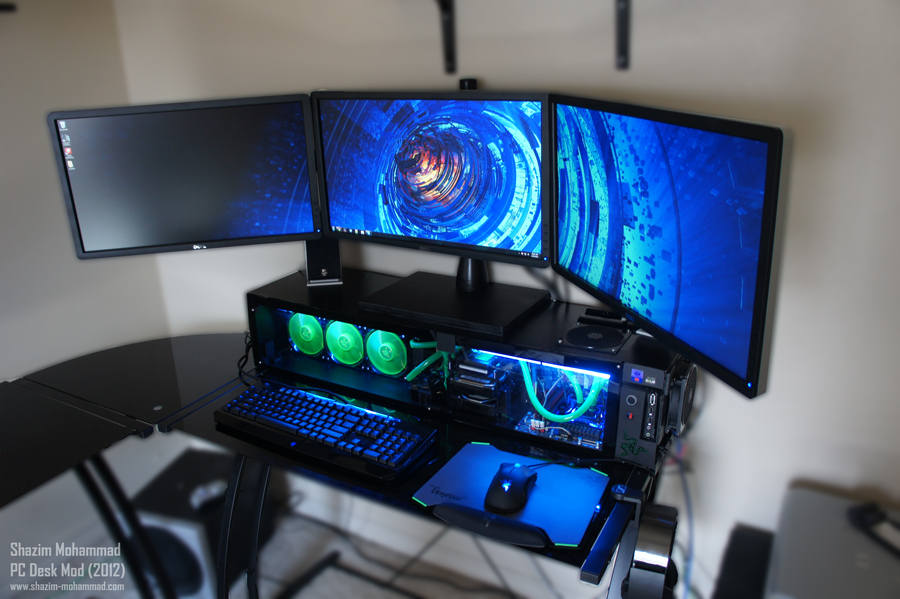 Best Pc Gaming Office Desks 2017 Jpg