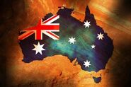 Australian-flag-on-rock-phill-petrovic