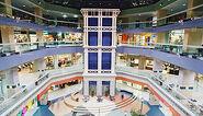 Scvngr trek shopping malls