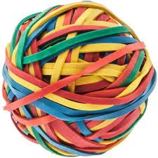 ANT Ava's Rubber Band Ball