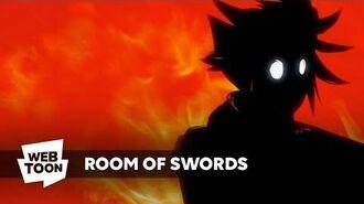 Official Trailer Room of swords