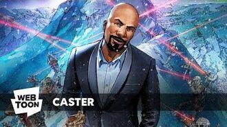 Official Trailer Caster