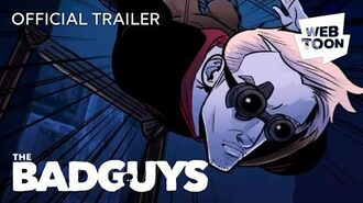 Official Trailer The Badguys